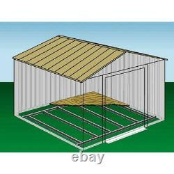 Arrow FB109 Floor Frame Kit 8' x 8', 10'X 7', 10' x 8', 10' x 9' and 10' x 10