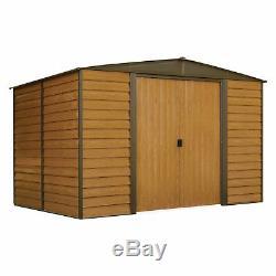 Arrow Shed Woodridge 10 x 6 ft. Steel Storage Shed