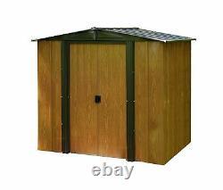 Arrow Sheds Woodlake Steel Storage Shed, 6 ft. X 5 ft. WL65