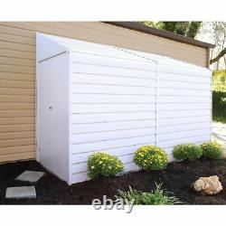 Arrow Storage YS410 4ft x 10ft Yardsaver Steel Shed