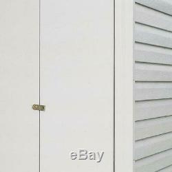 Arrow Yard Saver 4 X 10 Ft Metal Storage Building Garden Shed Lockable Door Home