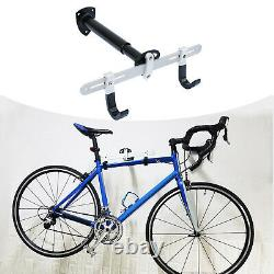 Bike Hanger Bicycle Storage Horizontal Rack for Garage Shed with Screws