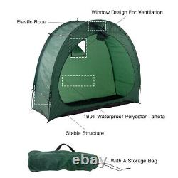 Bike Storage Tent Bicycle Storage Shed Durable Outdoor Storage Shed Camping Tent