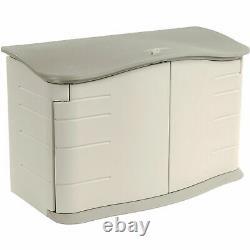 Horizontal Storage Shed, 47W X 2'4D X 3'H