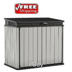 Keter Premier XL 41 cu. Ft. Horizontal Outdoor Storage Shed FREE SHIPPING