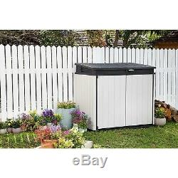 Keter Premier XL 41 cu. Ft. Horizontal Outdoor Storage Shed NEW