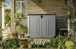 Keter Store-It-Out Ace 4.75 x 2.7 Outdoor Resin Horizontal Storage Shed