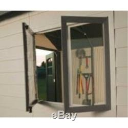 Lifetime 11x18.5 Storage Shed Kit with Floor 6415 / 20125