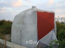 Lifetime Garden storage sheds bunkers portable tornado proof nationwide
