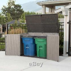 Lifetime Horizontal Storage Shed, Steel Wall Supports, Floor Included
