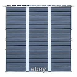 Shed In A Box Steel 6x4