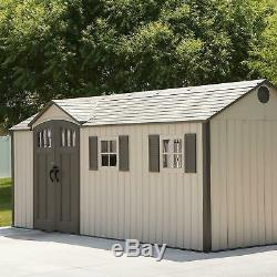 Storage Shed Floor and installation hardware included 17.5' x 8', 10 Yr Warranty