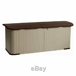 Suncast Multi-Purpose Storage Shed, Brown